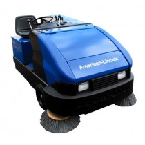Used American Lincoln 6150 LPG sweeper